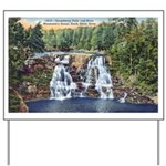 Gooseberry Falls Yard Sign