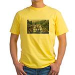Gooseberry Falls Yellow T-Shirt