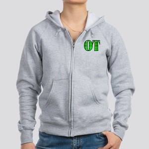 Therapist Women's Zip Hoodie