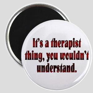 Therapist Magnet