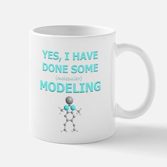 Molecular Modeling Mugs