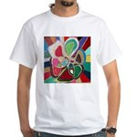 Soul or Flower White T-Shirt