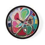 Soul or Flower Wall Clock