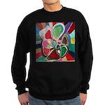Soul or Flower Sweatshirt (dark)