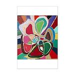 Soul or Flower Mini Poster Print