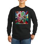 Soul or Flower Long Sleeve Dark T-Shirt