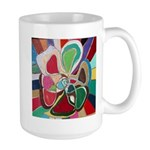 Soul or Flower Large Mug