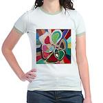 Soul or Flower Jr. Ringer T-Shirt
