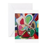 Soul or Flower Greeting Cards (Pk of 20)