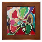 Soul or Flower Framed Tile
