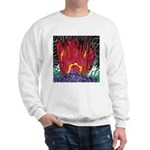 Fire on a Plane of Existence Sweatshirt