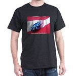 Old Glory Too Black T-Shirt