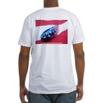Old Glory Too Fitted T-Shirt