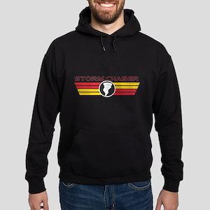 Storm Chasers Logo Bar Hoodie (dark)