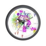 How we see space Wall Clock