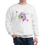 How we see space Sweatshirt