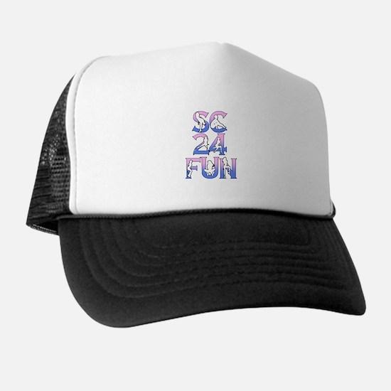 SC24FUN FAN LOGO Trucker Hat