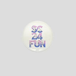 SC24FUN FAN LOGO Mini Button