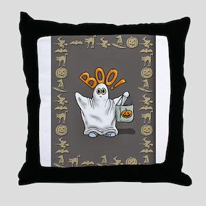 Holloween Throw Pillow