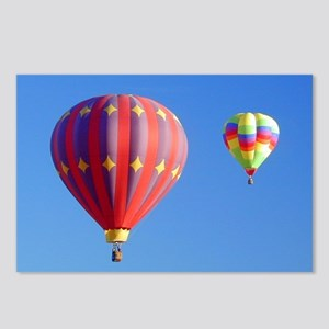 Two Balloons Postcards (Package of 8)
