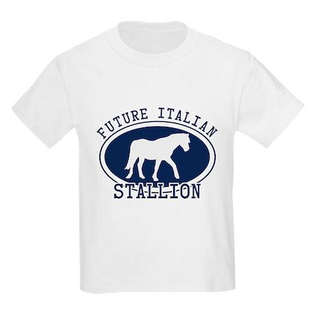 Future Italian Stallion Kids Light T-Shirt