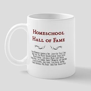 Homeschool Hall of Fame Mug