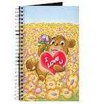 "Bailey's ""I LOVE U"" Journal"