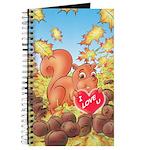 "Skippy's ""I LOVE U"" Journal"