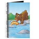 """Buster's """"gone fishing"""" Journal"""