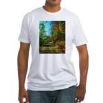 A new Path Fitted T-Shirt