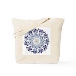 Hexa and Hendeca Mandala Tote Bag