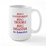 Big Government Large Mug