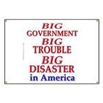 Big Government Banner