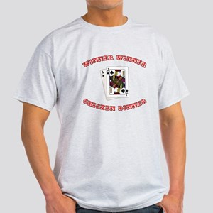 Winner Winner Chicken Dinner Light T-Shirt