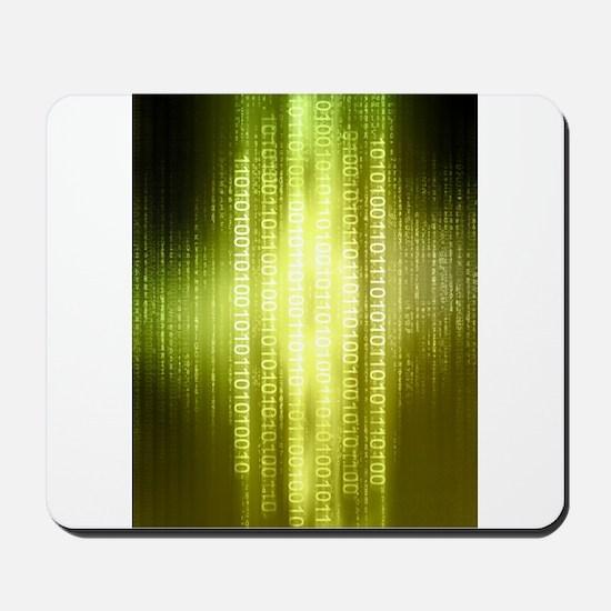 Matrix 1 Mousepad