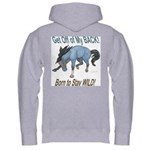 Wild Horse Attitude Hooded Sweatshirt