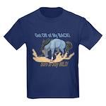 Wild Horse Attitude Kids Dark T-Shirt