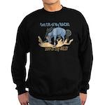 Wild Horse Attitude Sweatshirt (dark)