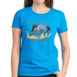 Wild Horse Attitude Women's Dark T-Shirt