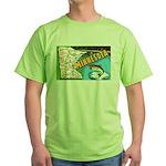 1940's Minnesota Map Green T-Shirt