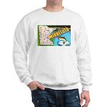 1940's Minnesota Map Sweatshirt