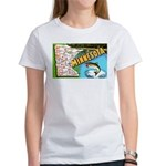1940's Minnesota Map Women's T-Shirt