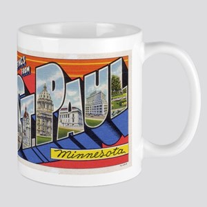 Greetings from St. Paul Mug