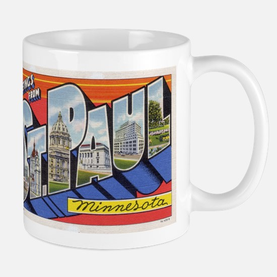 Greetings from St. Paul Mug