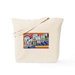 Greetings from St. Paul Tote Bag