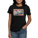 Greetings from St. Paul Women's Dark T-Shirt