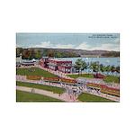 Wildwood Park Rectangle Magnet (100 pack)