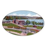 Wildwood Park Oval Sticker