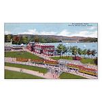 Wildwood Park Rectangle Sticker 50 pk)