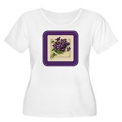Bouquet of Violets T-Shirt